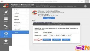 CCleaner Pro 5.70.7909 Crack 2020 Full Version Torrent Download