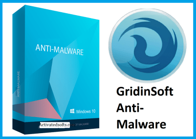 Gridinsoft Anti-Malware 4.1.70 Crack Torrent Download 2021