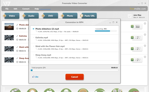 Freemake Video Converter 4 1 10 213 Crack Plus Keygen Free