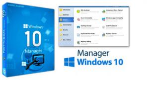 Windows 10 Manager Crack 3.1.4 With Keygen Torrent Download 2019