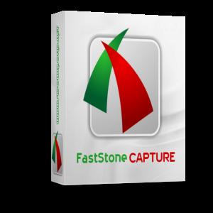FastStone Capture Crack 9.4 With Keygen Full Torrent Download 2021
