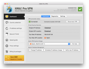HMA Pro VPN 5.0.233 Crack + License Key Full Torrent Download 2019