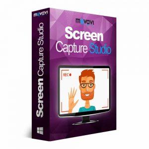 Movavi Screen Capture Studio Crack 11.7.0 Full Torrent Download 2020