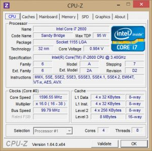 CPU-Z Crack 1.92.2 With Keygen Full Torrent Download 2020 Free