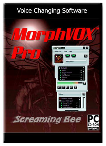 MorphVOX Pro 4.5 Crack Keygen Full Torrent Download 2021