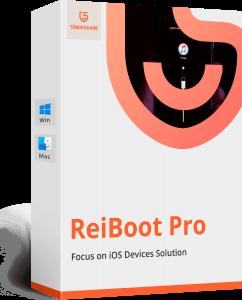 Tenorshare ReiBoot Crack 7.3.1.3 With Keygen Full Torrent Download 2019