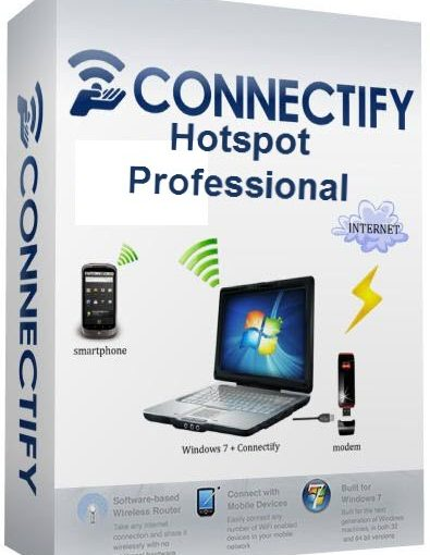 Connectify Hotspot Pro 2021 Crack Keygen Full Torrent Download