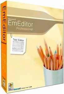 EmEditor Professional Crack 19.7.0 Keygen Full Torrent Download 2020