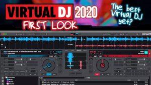 Virtual DJ Pro 8.4 B5754 2020 Crack With Keygen Torrent Download Free