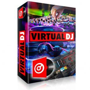 Virtual DJ Pro 8.5 Crack With Keygen Torrent Download Free