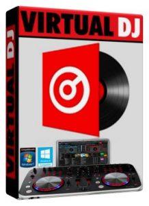 Virtual DJ Pro 8.5 Crack With Keygen Full Torrent Download Free