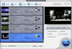 WinX HD Video Converter Deluxe crack 5.15.4 + Torrent Download 2019