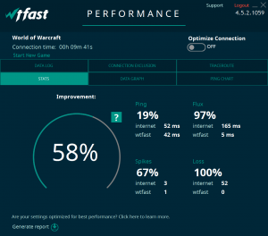 WTFast Crack 4.13.3.1828 Full Activation Key Torrent Download 2019