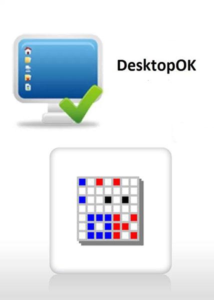 DesktopOK Crack 9.19 + Keygen Full Torrent Download 2022 Free