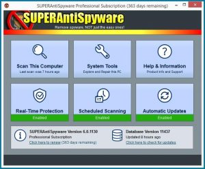 SUPERAntiSpyware Pro Crack 8.0.1044 + License Key Torrent Download