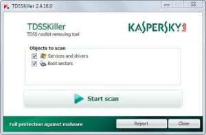 Kaspersky TDSSKiller Crack 3.1.0.28 With Keygen Full Torrent Download