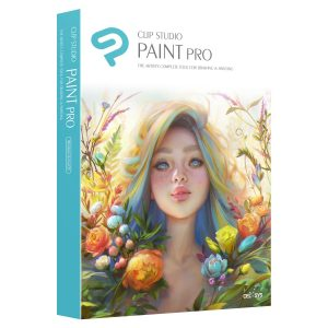 Clip Studio Paint EX 1.9.11 Crack with License Key Full Torrent Download