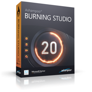 Ashampoo Burning Studio Crack 21.6.0.60 + Full Torrent Download 2020