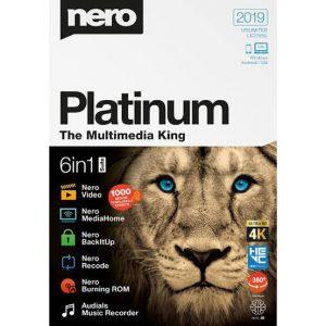 Nero Platinum 2020 Suite 22.0.02400 Crack With Keygen Download
