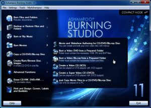 Ashampoo Burning Studio Crack 20.0.4 +Full Torrent Download 2020