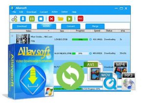 Allavsoft Crack 3.21.0 Build 7255+ Full Activation Torrent Download 2020