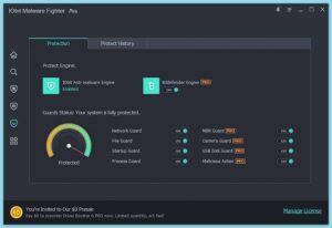 IObit Malware Fighter Pro Crack 8.0.2.547 With Torrent Download 2020