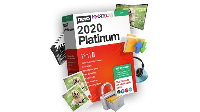 Nero Platinum Crack 2021 With Keygen Full Torrent Free Download