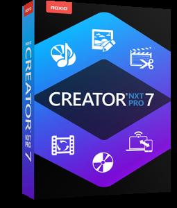 Roxio Creator NXT Pro Crack 21.3.55.0 Full Torrent Download 2021