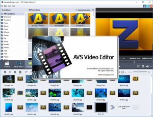 AVS Video Editor Crack 9.1.2 340 + Serial Key 2020 Full Download