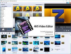 AVS Video Editor Crack 9.1.2 340 + Serial Key 2020 Full Download