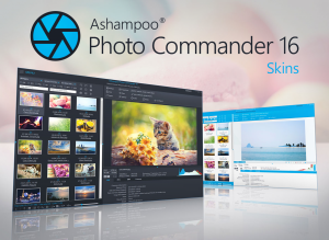 Ashampoo Photo Commander 16.2.0 Crack with Serial Key 2020 Download