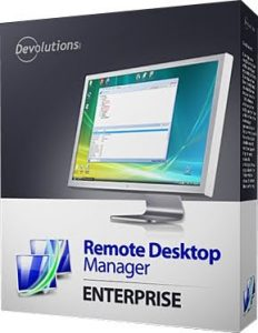 Remote Desktop Manager Enterprise Crack Key 2020.3.16 Free Download