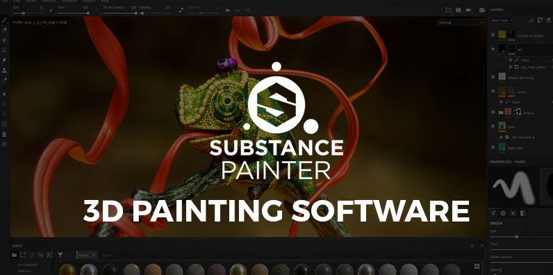 Substance Painter 6.2.2.661 Crack License Key 2020 Download